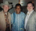Fred Spencer Jr., Charlie Pride and Jack Greene